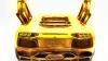 Un Lamborghini placat cu aur, platină şi diamante, scos în vânzare. Automobilul de lux este demn de Cartea Recordurilor