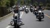 (VIDEO) Mii de bikeri pe străzile unui oraş din SUA: Harley Davidson aniversează 110 ani de libertate pe două roți