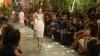 Casa Dior a adus primăvara la Paris în plină toamnă (VIDEO)