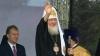Patriarhul Kiril i-a îndemnat pe enoriaşii din stânga Nistrului să se roage pentru prosperitatea regiunii (VIDEO)