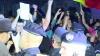 (VIDEO) Bucureştenii au ieşit din nou în stradă, pentru a patra noapte consecutiv