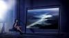 PREMIERĂ: S-a lansat primul televizor UHD curbat din lume
