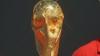 Trofeul Campionatului Mondial a fost prezentat la Rio de Janeiro şi va ajunge în 89 de ţări