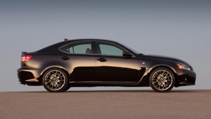Detalii noi despre viitorul Lexus IS F