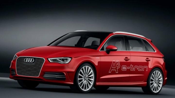 Grupul Volkswagen va lansa şapte modele hibride plug-in în 2014