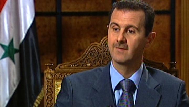 Preşedintele Siriei acceptă distrugerea armelor chimice din ţara sa, dar numai pe bani americani