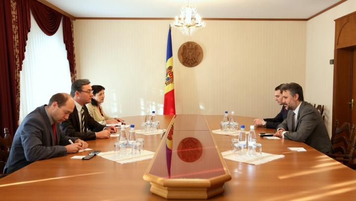 Marius Lazurca, la întrevedere cu Igor Corman: S-a adăugat mai multă substanță pe cooperarea bilaterală