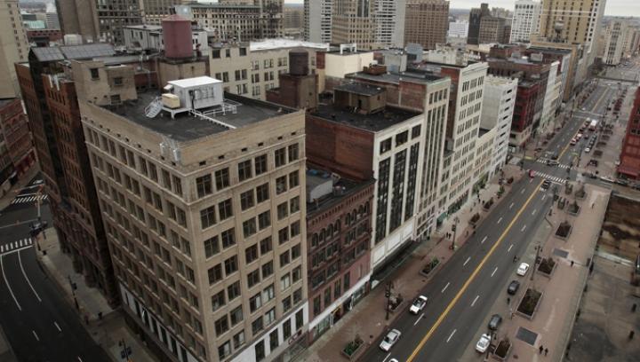 Statele Unite deblochează peste 300 de milioane de dolari, pentru a salva oraşul Detroit