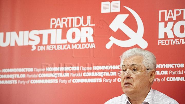 De ce Voronin şi PCRM susţin embargoul împotriva Moldovei?