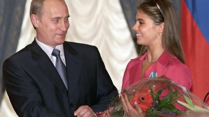 """""""Vladimir Putin se însoară, astăzi, cu fosta gimnastă Alina Kabaeva"""""""