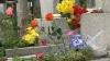 Act de huliganism la Cimitirul Militar din Chişinău. Coroanele de flori depuse de Ambasada României, vandalizate