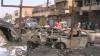 Capitala Irakului, zguduită de o serie de explozii. Mai multe maşini-capcane au fost aruncate în aer