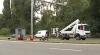 Pe străzile din capitală a început instalarea camerelor de supraveghere a traficului