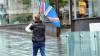150 de alerte de inundaţii! Furtuna Saint Jude a lovit estul Angliei şi Ţara Galilor (VIDEO)