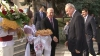 Locuitorii oraşului Floreşti au sărbătorit hramul localităţii. Oaspete de onoare a fost preşedintele Nicolae Timofti (VIDEO)