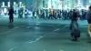 Ciocniri între protestatari şi jandarmi la Bucureşti VIDEO