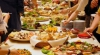 """Mâncarea gustoasă şi plină de calorii, o provocare pentru vedetele autohtone. """"Ador bucatele tradiţionale"""" VIDEO"""