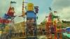 Cel mai mare parc acvatic Lego din lume şi-a deschis porţile. Are 70 de atracţii turistice şi zeci de personaje animate