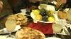 """Interpreţi moldoveni, la o petrecere de zile mari cu plăcinte şi tulburel. """"Mai chefuim şi noi"""" (VIDEO)"""