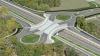 O nouă dovadă că intersecţiile cu giratoriu sunt mai sigure decât cele semaforizate