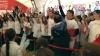 Sute de voluntari olimpici au ajuns deja la Soci pentru a ajuta la pregătirile pentru Olimpiadă (VIDEO)