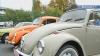 Spectacol auto: Peste 60 de maşini de epocă au defilat prin centrul Bucureştiului VIDEO