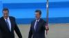 Flacăra Jocurilor Olimpice de Iarnă de la Soci a fost înmânată Rusiei (VIDEO)