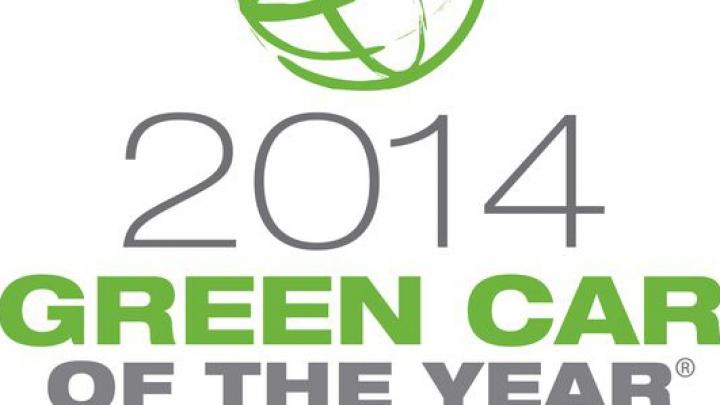 """Au fost anunţaţi finaliştii concursului """"Green Car of The Year 2014"""". Cine sunt favoriţii"""