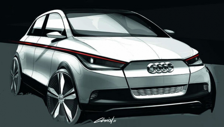 Audi vrea un model electric bazat pe Volkswagen Up