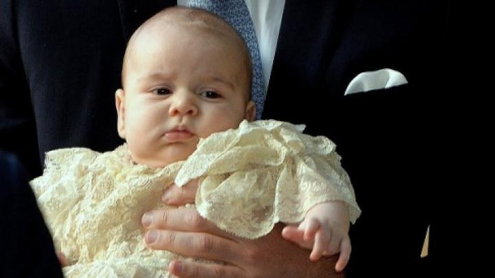 Primele imagini de la botezul micuţului Prinţ George. GALERIE FOTO de la evenimentul aşteptat de întreaga lume
