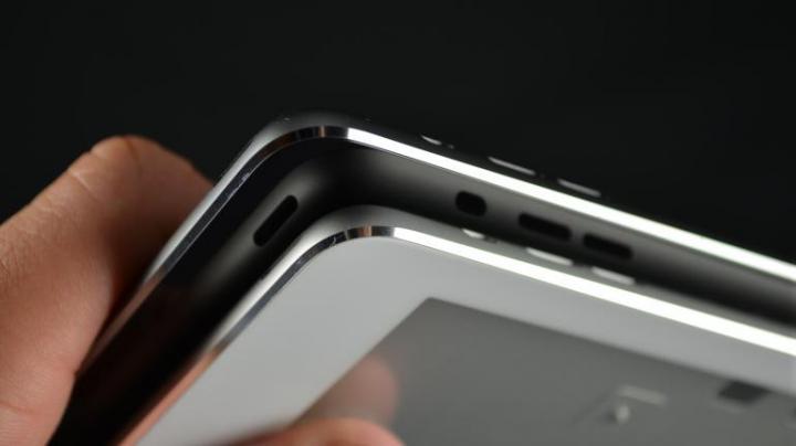 Prima imagine cu iPad 5! Tableta va prelua cea mai controversată inovaţie de la iPhone 5S