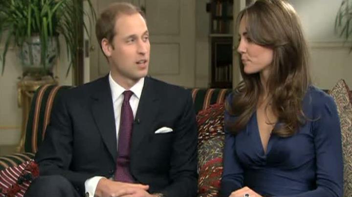William şi Kate, criticaţi de Casa regală pentru că i-au ales prinţului George naşi dintre oamenii simpli
