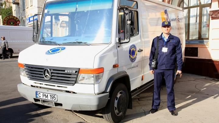 Curierul rapid - serviciul care asigură livrări în orice colţ al Moldovei DETALII