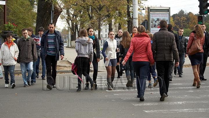 Pietonii, tot mai des implicaţi în accidente rutiere. Bilanţul pentru ultimele 24 de ore