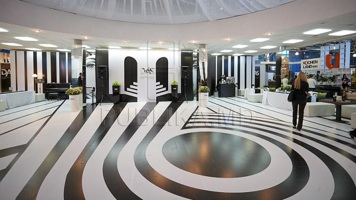 Vrei un interior de vis pentru casa ta? VEZI cu ce vor să te UIMEASCĂ producătorii de mobilă la Moldexpo  (FOTO)