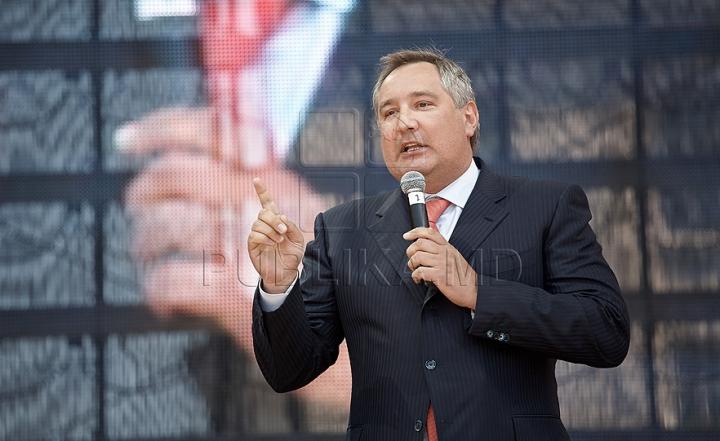 """Rogozin: """"Da, domnilor, vă vom explica cine sunteţi şi ce credem despre voi"""""""