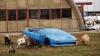 Imagini interzise cardiacilor! GALERIE FOTO cu automobile legendare care au fost abandonate pe câmpuri şi în gunoaie