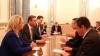 Corman, la întrevedere cu Narîşkin: Integrarea în UE și dezvoltarea relaţiilor cu Estul trebuie să fie două procese complementare