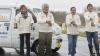 Record mondial! O maşină electrică a parcurs 1.300 de kilometri cu o singură încărcare la priză