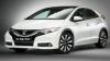Honda Civic primeşte o serie de modificări pentru anul 2014