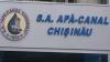 Lucrări capitale la Apă-Canal Chişinău. Întreprinderea ar putea lua un credit de milioane de euro pentru modernizarea reţelelor