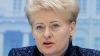 Preşedintele Lituaniei: Sper că Moldova va semna documentul pentru liberalizarea regimului de vize la Vilnius