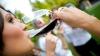 Mai multe femei cu funcţii de răspundere au degustat vinuri moldoveneşti (VIDEO)