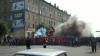 Suporterii echipei ŢSKA Moscova au provocat haos în avion. Aeronava a aterizat de urgenţă (VIDEO)