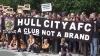 Fanii echipei engleze, Hull City, continuă lupta cu noul proprietar al clubului (VIDEO)