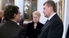 Preşedintele ucrainean, neînduplecat de liderii UE. Aceştia nu au reuşit să-l convingă să semneze Acordul de Asociere