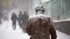 În nordul Moldovei a venit iarna! La Briceni a nins pentru prima dată în acest sezon (VIDEO)