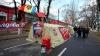 Instanţa a decis: Protestul comuniştilor din faţa sediului Delegaţiei UE în Moldova este ilegal