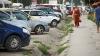 (FOTO) Ce au păţit mai mulţi şoferi care şi-au parcat neregulamentar maşinile pe un bulevard din Chişinău