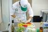 Show al maeştrilor în arta culinară. Cei mai iscusiţi bucătari s-au întrecut în ale gătitului FOTO/VIDEO